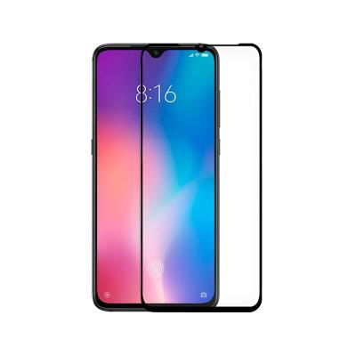 Tempered Glass Film Xiaomi Mi 9 Fullscreen Black